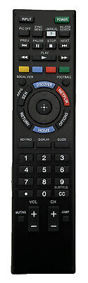 New USBRMT Replacement Sony Remote Control RM-YD103 For SONY BRAVIA LED HDTV