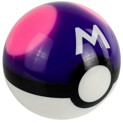 MASTER BALL POKEMON RARE GUMBALL SHIFT KNOB POKE BALL POKEBALL AUTO KA3 2017