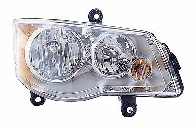 New Chrysler Town and Country 2008 2009 2010 right passenger headlight light