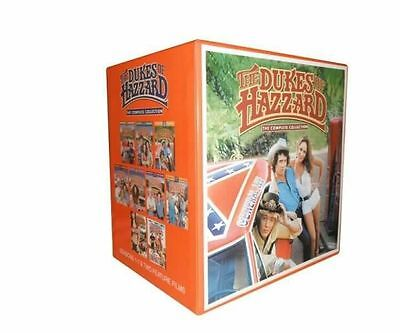 Dukes of Hazzard The Complete Series Season 1-7 - 2 Movies DVD