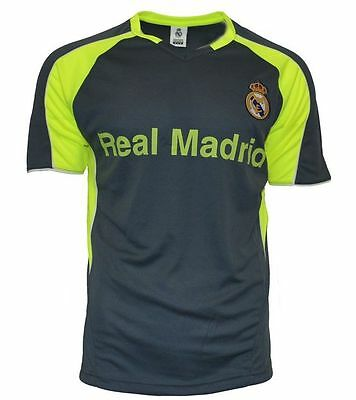 Real Madrid Jersey Soccer Shirt