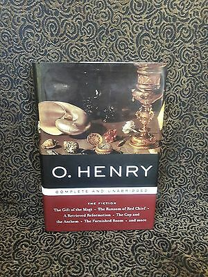 The Fiction  Complete and Unabridged by O- Henry 2006 Hardcover