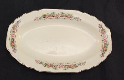 W- S- George Platter Lido White Made in 1924