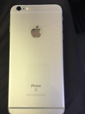 Apple iPhone 6s Plus - 16GB - Silver Sprint Smartphone
