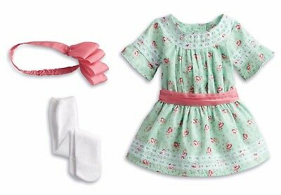 American Girl Samanthas Special Day Dress for 18-inch Dolls