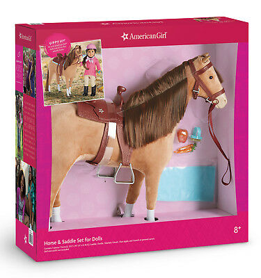 American Girl Horse Giftset for 18-inch Dolls Damaged Box