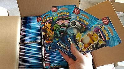 Pokemon Evolutions XY Sealed 36 packs of 10 cards  Entire Booster Box
