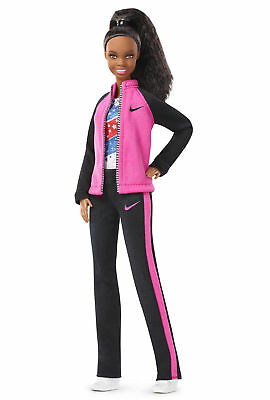 Barbie Gymnastic Gabby Douglas Doll