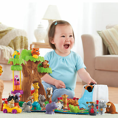 Fisher-Price Little People A To Z Learning Zoo™