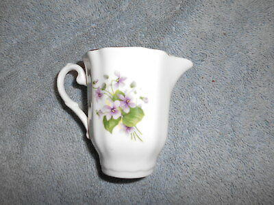 ROYAL GRAFTON BONE CHINA ENGLAND - CREAM PITCHER