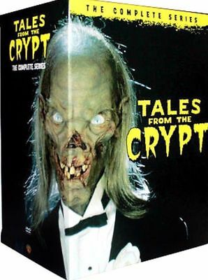 Tales from the Crypt The Complete Series Seasons 1-7 DVD 20 Discs