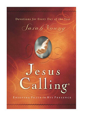 Jesus Calling Enjoying Peace in His Presence by Sarah Young 2004 Hardcover