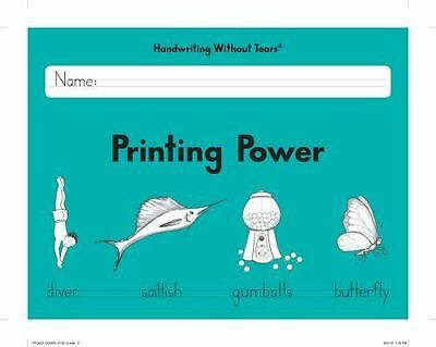 New Handwriting Without Tears Printing Power by Jan Z- Olsen 2013 Paperback
