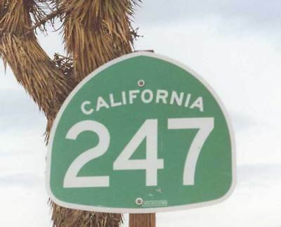 San Bernardino County Lucerne Valley Hwy 247 FRONTAGE 2-5 ACRES POWER TO LOT