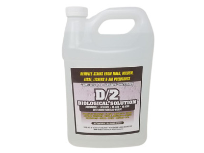 D2 Biological Solution - 1 Gallon
