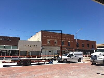 100 Year Old 2 Story Brick Building store front and 3 apartments NEW ROOF