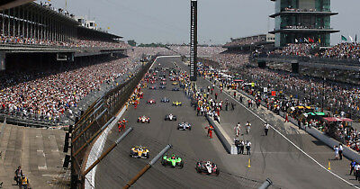 INDIANAPOLIS 500 INDY FIRST TURN GRANDSTAND B TICKETS  2