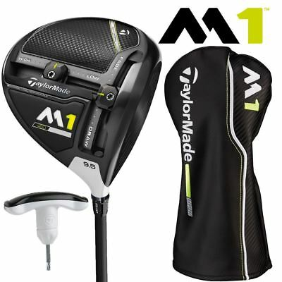 2017 New TaylorMade M1 Driver - Pick Your Shaft Flex And Loft