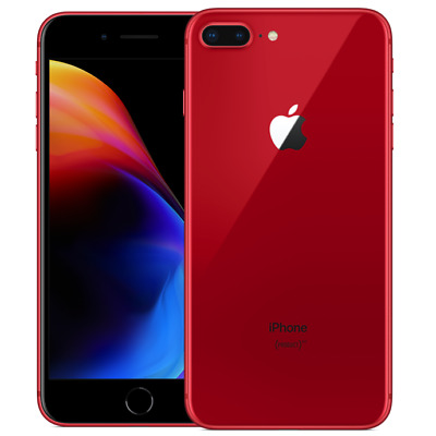 Apple iPhone-8-PLUS-64GB PRODUCTRED SPECIAL EDITION-Unlocked-USA -BRAND-NEW