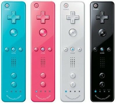 Wiimote Built in Motion Plus Inside Remote Gesture Controller For Wii - Wii U