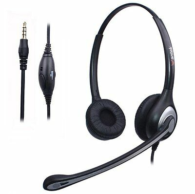 Call Phone Headset Mobile Phone smartphones with 3.5mm headphone jack