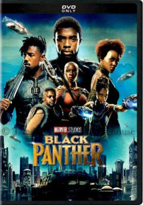 Black Panther DVD2018 NEW Action Adventure PRE-ORDER SHIPS ON 051518