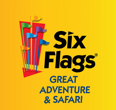 SIX FLAGS GREAT ADVENTURE TICKETS 27-99    A PROMO DISCOUNT TOOL   PARKING 9