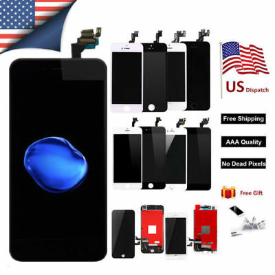 Original iPhone 5 6 6S 7 Plus Screen Replacement LCD Display Digitizer Grade AAA