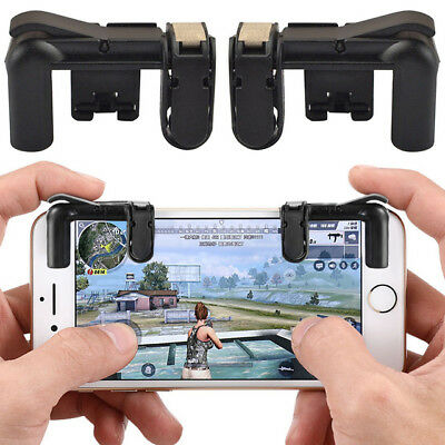 Mobile Gaming Trigger Fire Button SharpShooter for Fortnite PUBG for iPhone