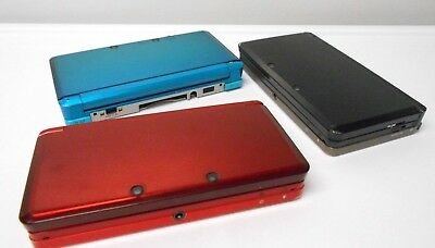 Nintendo 3DS Systems wcharger bundle choose color Free Shipping