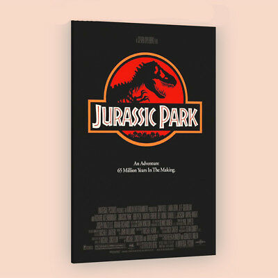 Jurassic Park  LARGE 24X36 MOVIE POSTER Premium Poster Paper
