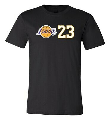 Lebron James Los Angeles Lakers Jersey shirt 23 S-3XL