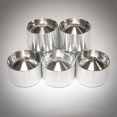 8PC D Cell Dry Storage Cups USA made