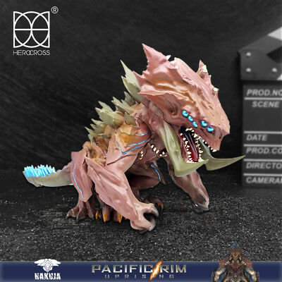 HEROCROSS Pacific Rim Uprising Raijin Kaiju Action Figure Collectibles Toys HOT