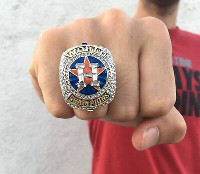 2017 Houston Astros World Series Championship Altuve Ring FREE 2-5 DAY DELIVERY