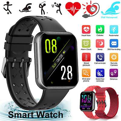 Smart Watch Bracelet Wristband Fitness Tracker Heart Rate Sleep Monitor