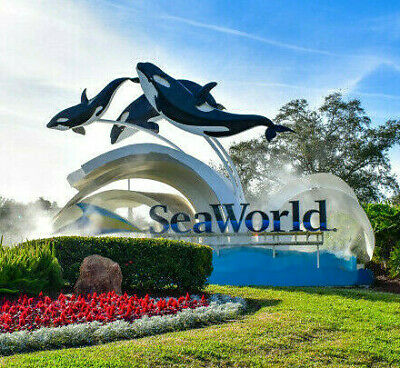 SEAWORLD ORLANDO TICKETS 45 SPECIAL A PROMO DISCOUNT SAVINGS TOOL