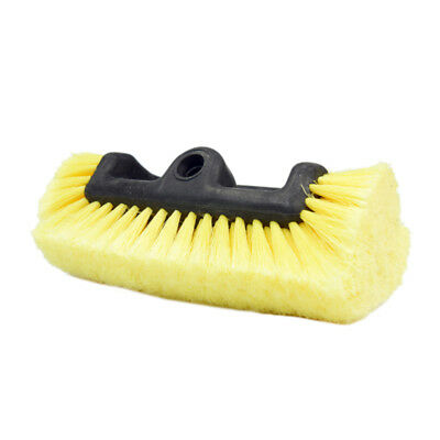 Carcarez Car Wash Brush Head Super Soft Heavy-Duty Bristle Clean Truck SUV