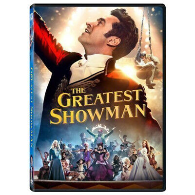 The Greatest Showman DVD  Free Fast Shipping From USA