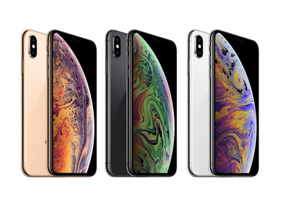 Apple iPhone XS MAX 64GB - All Colors - GSM - CDMA UNLOCKED