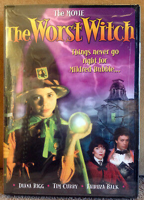 The Worst Witch DVD 2004  FACTORY SEALED  RARE