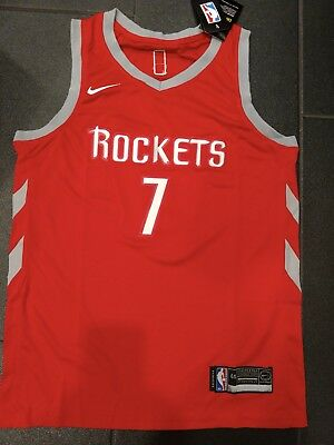 Carmelo Anthony Houston Rockets Jersey Red BRAND NEW Size Small