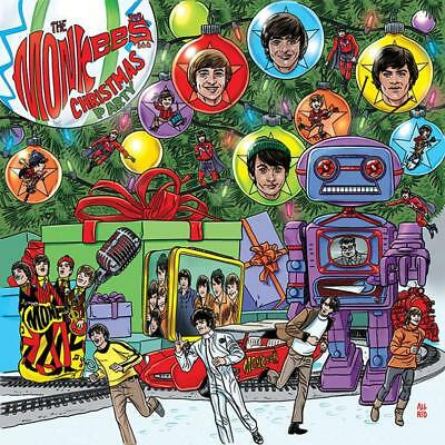MICKY DOLENZ DIRECT NEW RELEASE THE MONKEES CHRISTMAS PARTY CD SIGNED TO YOU