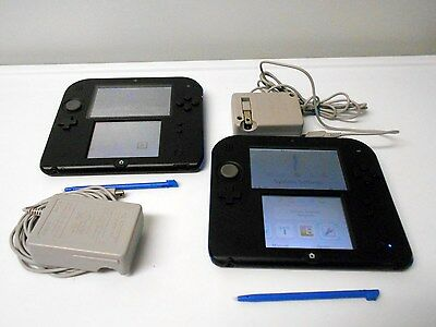 Nintendo 2DS Systems wcharger bundle choose system color Free Shipping