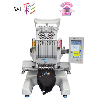 Juki Tajima Sai 8 Needle Professional Embroidery Machine 81006001