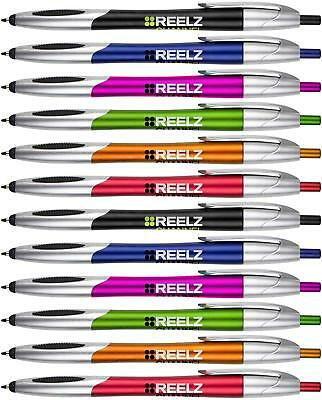 The Glide Custom Pens Personalized Pens Stylus pens Full color printed pens-