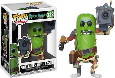Rick and Morty - Pickle Rick Funko Pop Animation 332 - New in Box