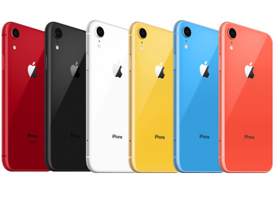 Apple iPhone XR 64GB - All Colors GSM - CDMA UNLOCKED BRAND NEW
