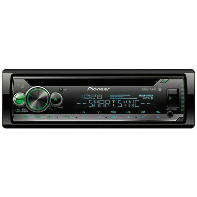 Pioneer DEH-S5100BT 1-DIN Car Stereo CD Receiver Player with Bluetooth USB Aux