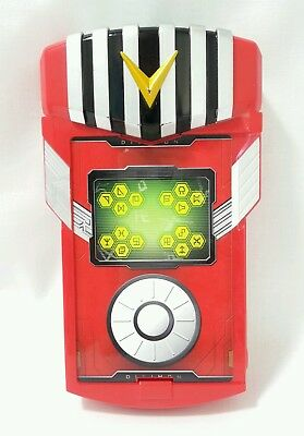 Digimon Fusion LOADER Electronic Handheld Battle Sounds Bandai 2013